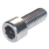 Titanium screw Socket Cap Parallel - Din 912 - TA6V (Grade 5) - Diameter M8